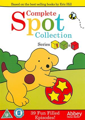 Rent Spot: Complete Collection (aka The Adventures of Spot (Series 1, 2 and 3)) Online DVD & Blu-ray Rental