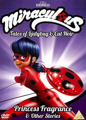 Rent Miraculous: Tales of Ladybug and Cat Noir: Vol.3 Online DVD Rental