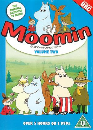 Rent Moomin: Series 2 Online DVD & Blu-ray Rental