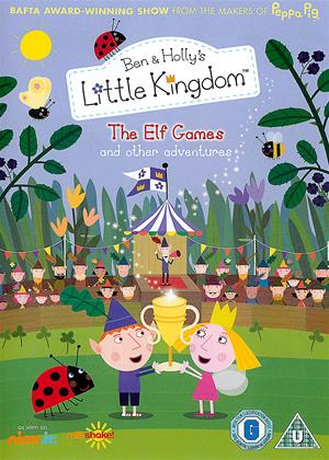 Rent Ben and Holly's Little Kingdom: The Elf Games (aka Ben and Holly's Little Kingdom: The Elf Games and Other Stories) Online DVD & Blu-ray Rental