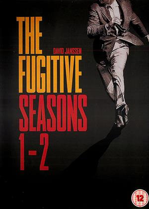 Rent The Fugitive: Series 2 Online DVD Rental