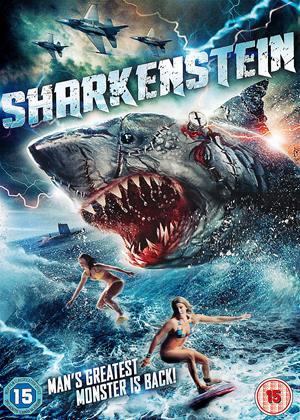 Rent Sharkenstein Online DVD Rental