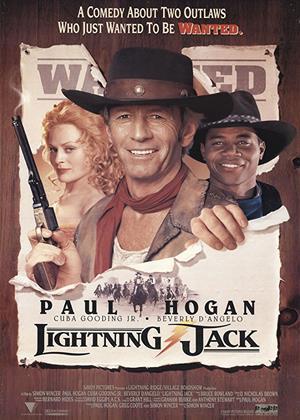 Rent Lightning Jack Online DVD Rental