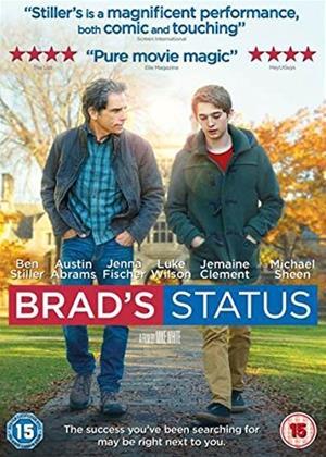 Rent Brad's Status Online DVD Rental