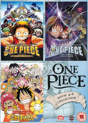 Rent One Piece: The Curse of the Sacred Sword (aka One piece: Norowareta Seiken) Online DVD Rental