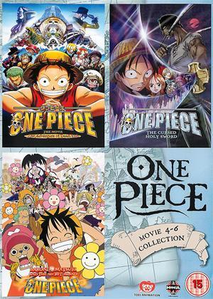 Rent One Piece: Baron Omatsuri and the Secret Island (aka One piece: Omatsuri danshaku to himitsu no shima) Online DVD & Blu-ray Rental