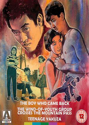 The Boy Who Came Back Online DVD Rental