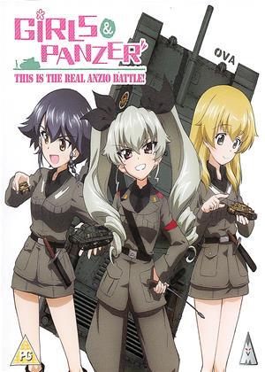 Rent Girls and Panzer: This Is the Real Anzio Battle (aka Girls und Panzer: Kore ga Hontô no Antsio-sen desu!) Online DVD Rental