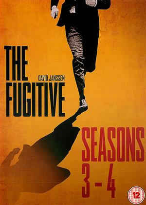 Rent The Fugitive: Series 4 Online DVD & Blu-ray Rental