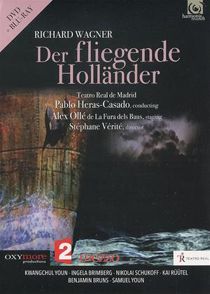 Rent The Flying Dutchman: Teatro Real Madrid (Pablo Heras-Casado) (aka Der Fliegende Holländer: Teatro Real Madrid (Pablo Heras-Casado)) Online DVD Rental