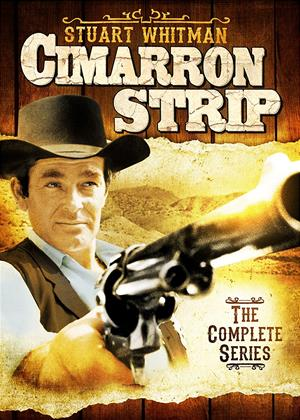 Rent Cimarron Strip: Series Online DVD Rental