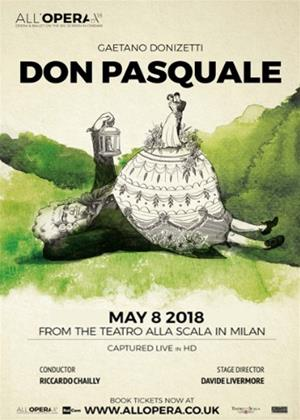 Rent Don Pasquale: Teatro Alla Scala (Riccardo Chailly) Online DVD Rental