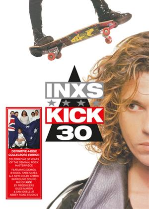 Rent INXS: Kick 30 Online DVD Rental