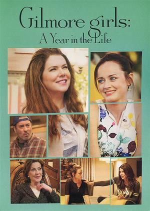 Rent Gilmore Girls: A Year in the Life Online DVD Rental