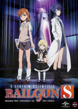 Rent A Certain Scientific Railgun: Series 2 (aka To aru kagaku no rêrugan) Online DVD Rental