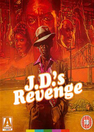 Rent J.D.'s Revenge (aka The Reincarnation of J.D. Walker) Online DVD Rental