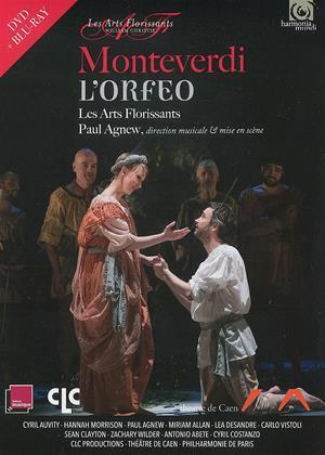 Monteverdi: L'Orfeo: Les Arts Florissants Online DVD Rental