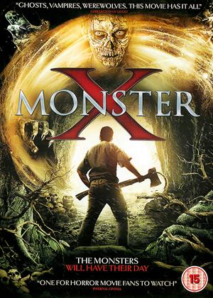 Monster X Online DVD Rental