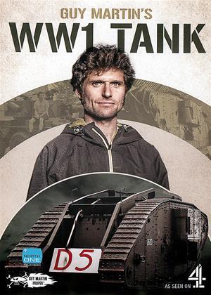 Rent Guy Martin's WW1 Tank (aka Guy Martin: WW1 Tank) Online DVD Rental
