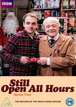 Rent Still Open All Hours: Series 4 Online DVD & Blu-ray Rental