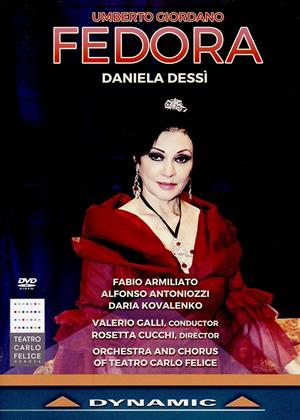 Rent Fedora: Teatro Carlo Felice (Valerio Galli) Online DVD Rental