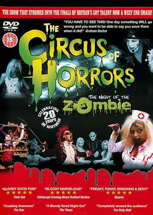 Rent The Circus of Horrors: The Night of the Zombie Online DVD & Blu-ray Rental
