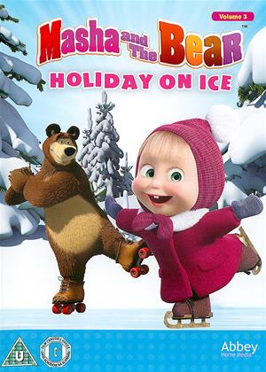 Masha and the Bear: Holiday on Ice Online DVD Rental