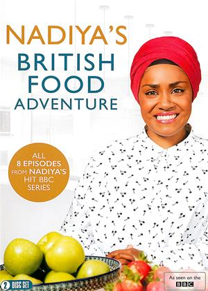 Rent Nadiya's British Food Adventures Online DVD Rental