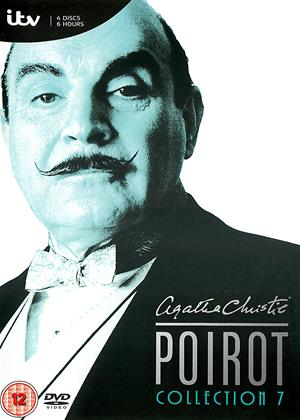 Rent Agatha Christie's Poirot: Collection 7 Online DVD Rental