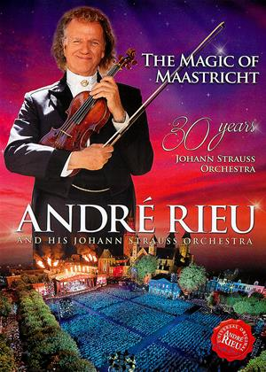 Rent André Rieu: The Magic of Maastricht (aka The Magic Of Maastricht - 30 Years of the Johann Strauss Orchestra) Online DVD Rental