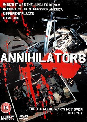 Rent The Annihilators (aka Action Force) Online DVD & Blu-ray Rental