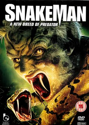 Rent SnakeMan (aka The Snake King) Online DVD & Blu-ray Rental