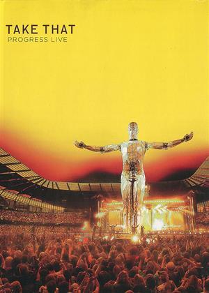 Take That: Progress Live Online DVD Rental