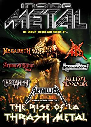 Rent Inside Metal: The Rise of L.A. Thrash Metal Online DVD Rental