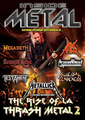 Rent Inside Metal: The Rise of L.A. Thrash Metal 2 Online DVD Rental