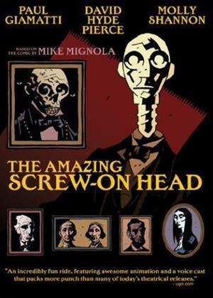Rent The Amazing Screw-On Head Online DVD Rental
