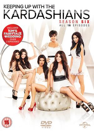 Rent Keeping Up with the Kardashians: Series 6 Online DVD & Blu-ray Rental