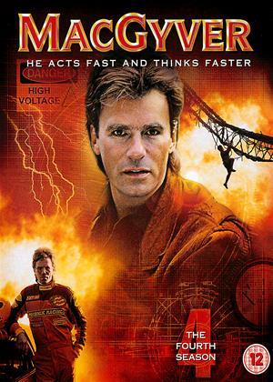 Rent MacGyver: Series 4 Online DVD & Blu-ray Rental