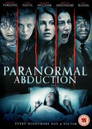 Rent Paranormal Abduction (aka The Somnambulist) Online DVD & Blu-ray Rental