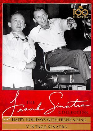 Rent Frank Sinatra: Happy Holidays / Vintage Sinatra (aka Happy Holidays with Bing and Frank / Vintage Sinatra) Online DVD & Blu-ray Rental