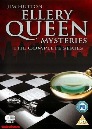 Rent Ellery Queen Mysteries: Series (aka Ellery Queen / The Adventures of Ellery Queen) Online DVD Rental