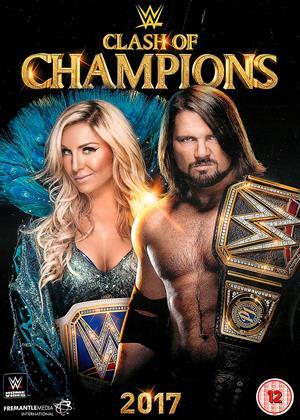 Rent WWE: Clash of Champions 2017 Online DVD Rental