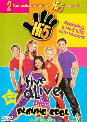 Rent Hi-5: Vol.1 and 2 (aka Five Alive / Playing Cool) Online DVD & Blu-ray Rental