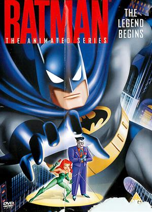 Rent Batman: The Animated Series: Vol.1: The Legend Begins Online DVD & Blu-ray Rental