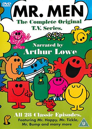 Rent Mr. Men: The Complete Original TV Series 1 and 2 (aka Little Misses and the Mr. Men) Online DVD & Blu-ray Rental