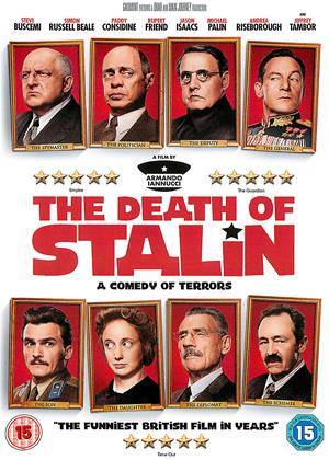 The Death of Stalin Online DVD Rental
