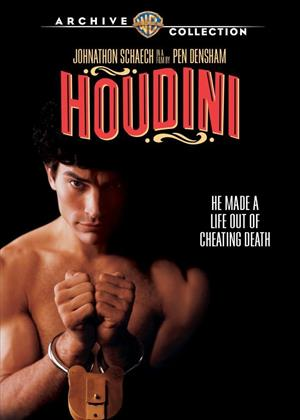 Rent Houdini (aka Believe: The Houdini Story) Online DVD & Blu-ray Rental