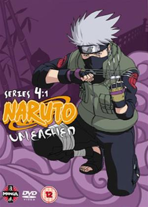 Rent Naruto Unleashed: Series 4: Part 1 Online DVD Rental