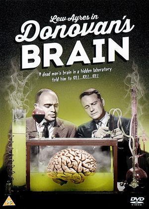 Rent Donovan's Brain Online DVD & Blu-ray Rental