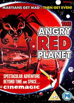 Rent The Angry Red Planet Online DVD & Blu-ray Rental